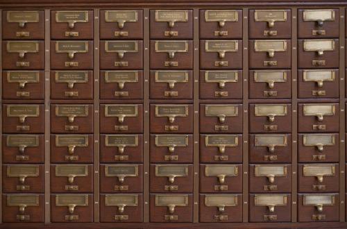 Kortregister